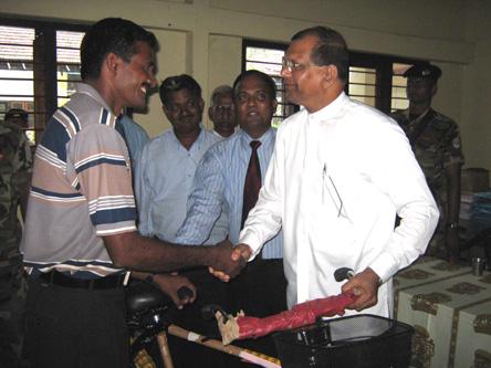 Mallavi School Re-opened   Sri Lanka Army