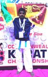 Highlander Wins Bronze Medal at Commonwealth Games