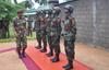 New Kilinochchi Commander Meets His Troops in Divisions & Brigades