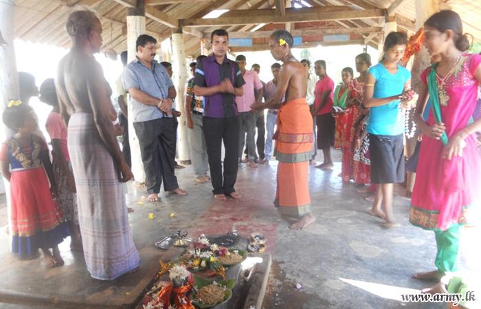 65 Division Deepavali Celebration & Tree Planting Campaign Kicked Off