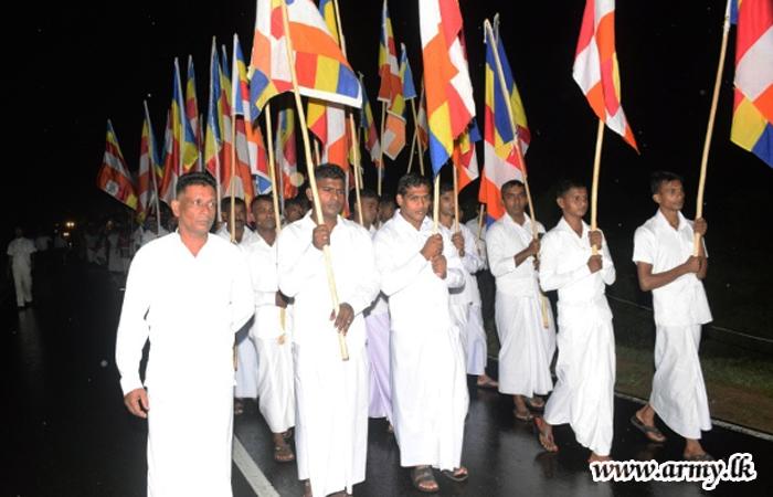 23 Division Assists Katina Pinkam in Punani