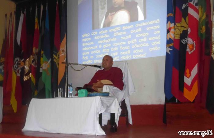 NCOTS Organizes Spiritual Programme