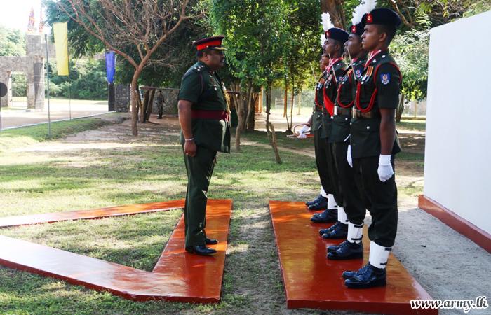 59 Division's 8th Anniversary Celebrated