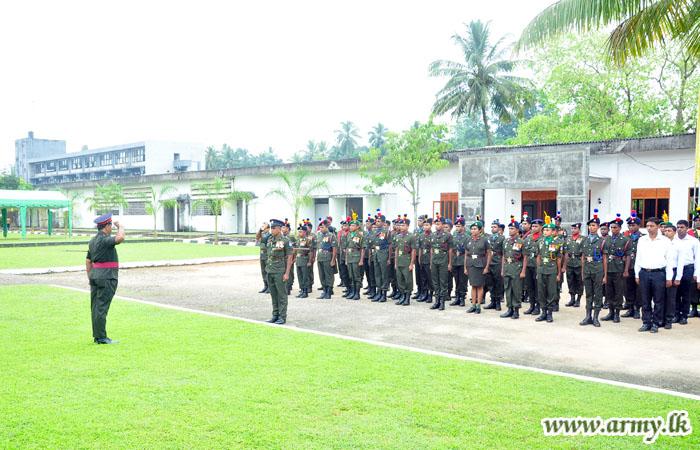 HQ Logistics Command Celebrates 36th Anniversary