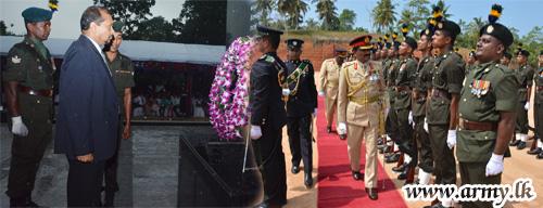 Fallen War Heroes in MIC Remembered
