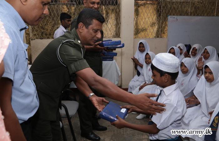Al-Ameen Students Awarded School Accessories