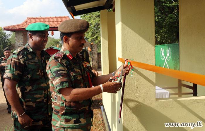 Kilinochchi & Mullaittivu Commanders Visit Their Formations