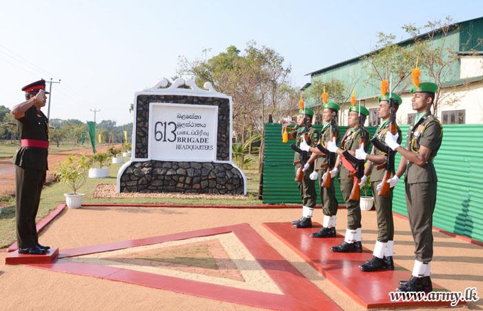 613 Brigade Celebrates its 5th Anniversary