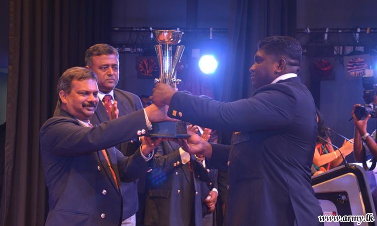 MIR Athletes & Sportsmen Honoured in 1st 'Colours Night'