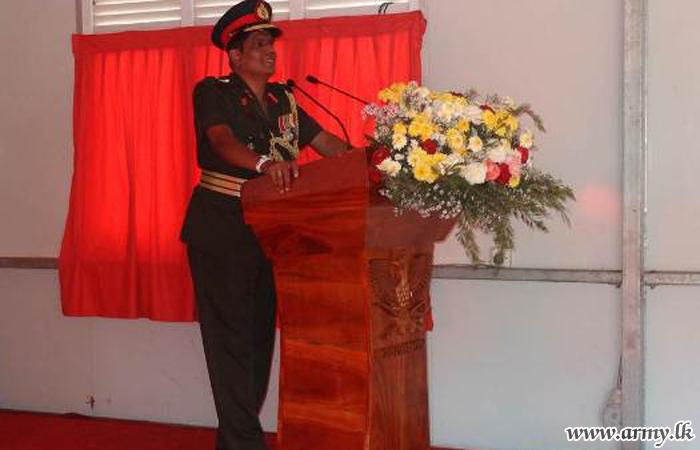 New Central Commander Visits 12 Division