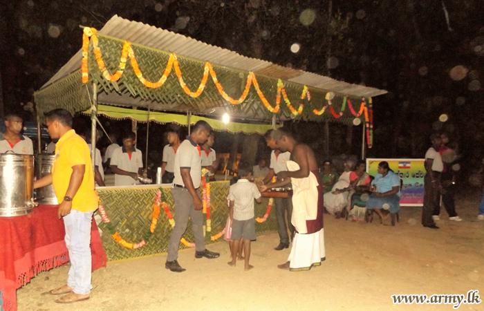 Maha Shiva Rathri Devotees Facilitated