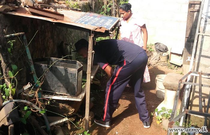 SFHQ - West Troops Assist Dengue Prevention Programme
