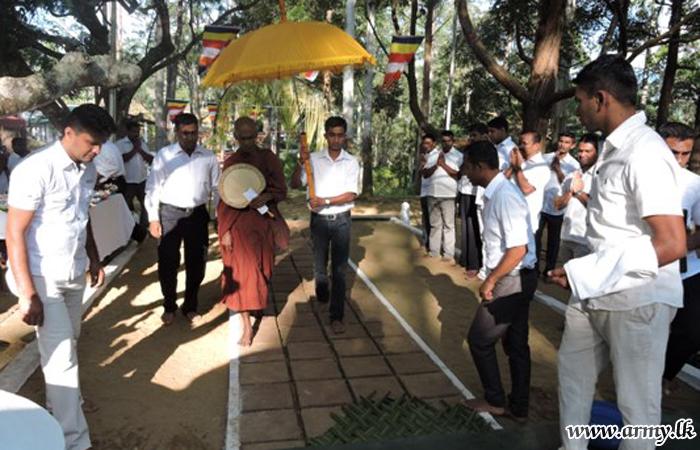 'Bodhi Pooja' Invokes Blessings