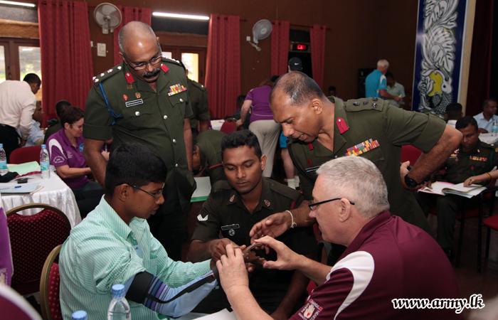 Australian INGO Supports Disable War Heroes