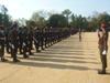 Combat Training School Junior Instructors' Course End