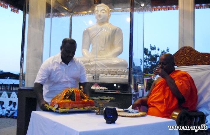 Bodhi Pooja Pinkama Held on Poya Day