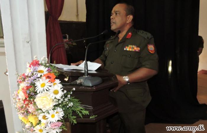 SFHQ-C Conducts Awareness Programmes on Drug Prevention in Hambantota, Diyatalawa  & Pallekele