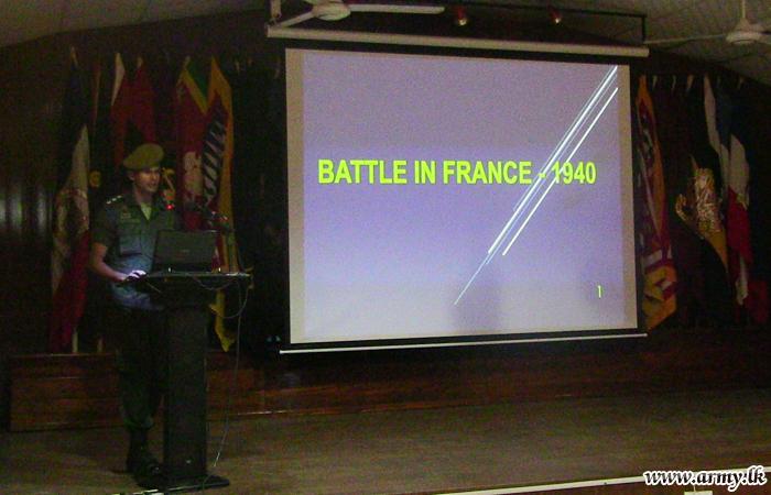 SFHQ - MLT Presentations Held