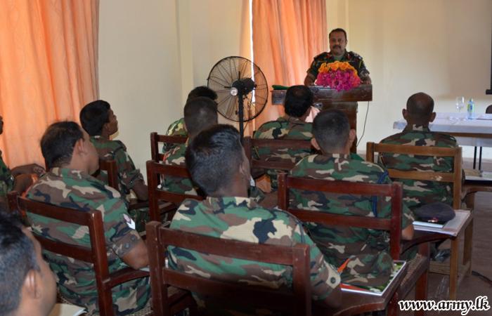 NCOs Learn on 'Leadership & Team Building'