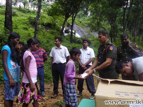 Second ASVU Relief Consignment Taken to Bulathkohupitiya