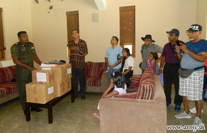 War Heroes at 'Abimansala 3' Awarded Gift Parcels