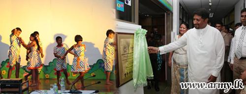 Autism Management Programme Unit Established at 'Senehasa'