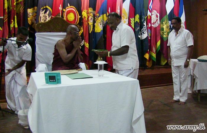 Sermon Held to Promote Spiritual Advancement