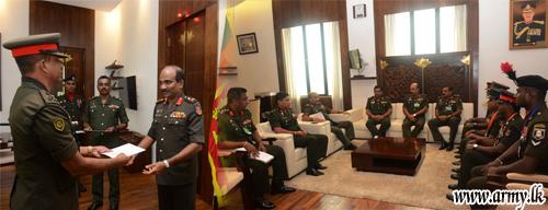 Commander Congratulates & Appreciates Army World Champions in IMSSU Shooting Tournament