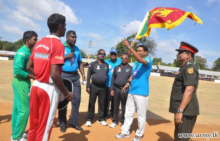 'Murali Harmony Cup T-20' Now in Full Swing