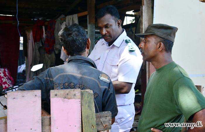 'Dengue' Eradication Teams Busy in Colombo Areas