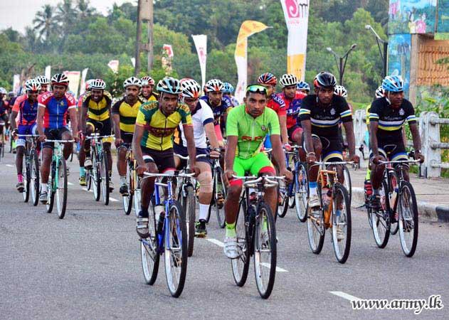 'Ride with Pride' Cycling for Healthy Nation Kicks Off at Battaramulla