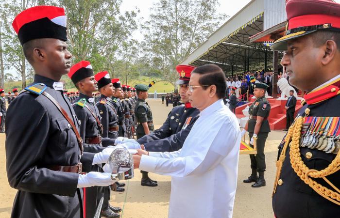 SLMA Releases Fully-Fledged 234 More New Officers to the 'Rata Rakina Jathiya'