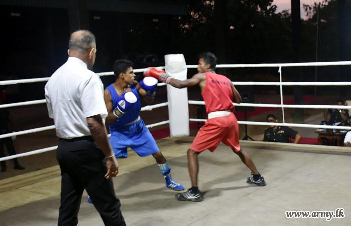 MIR Inter Battalion Boxing Championship Held for Three Days