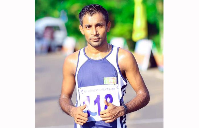 XLV  தேசிய விளையாட்டு போட்டிகளில் இராணுவ விளையாட்டு வீர ர்கள் வெற்றி பதக்கங்கள்
