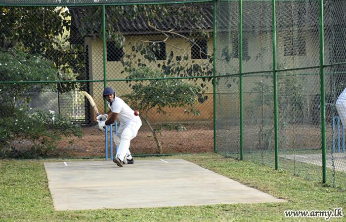 SLLI Cricket Team Gets More Teeth