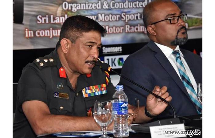 Kukuleganga to Join Bandwagon of Motor Sports- Army Announces Arrangements