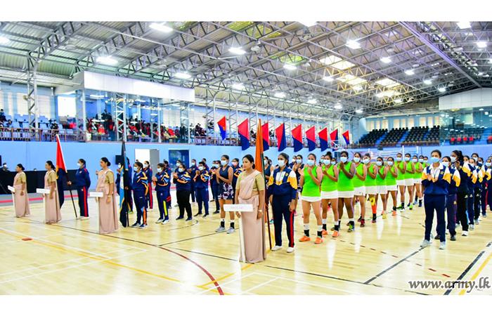SLAWC 'A' Team Clinch Netball Championship
