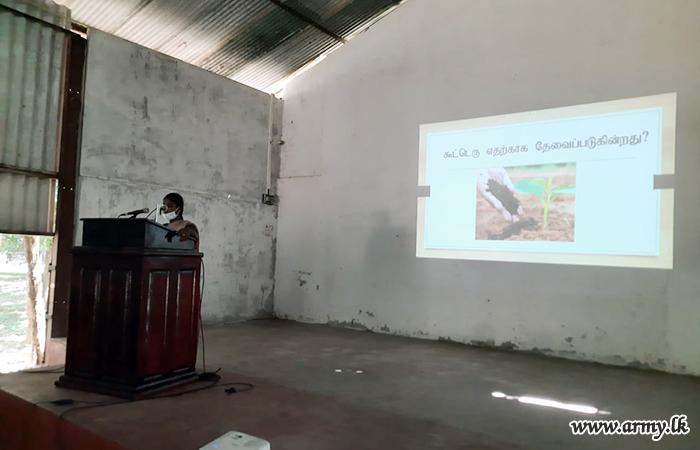 Public Educated on Organic Fertilizer Production