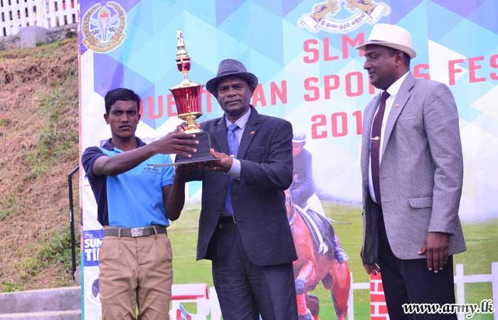 SLMA Adds Equestrian Spectacle to Army Calendar of Sports at Diyatalawa