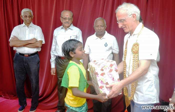Long-felt Needs at Puttur Madihe Pangnaseeha Vidyalaya Fulfilled