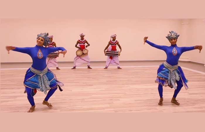 Army Cultural Troupes Shine in UNESCO 'Vesak' Celebrations