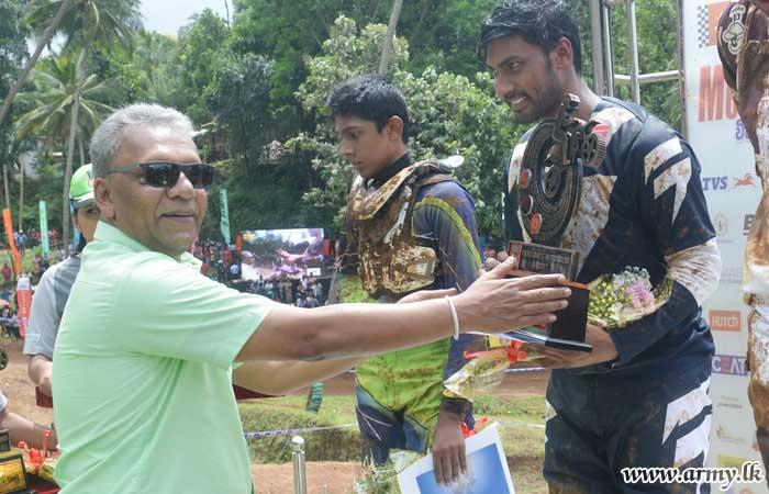 Vijayabahu Motor Cross Attracts Thousands of Motor Racing Fans in Boyagane