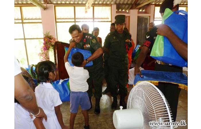 233 Brigade Coordinates Community Welfare Projects in Vakarai