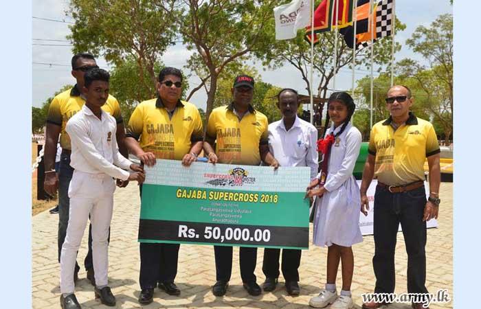 Gajaba Super Cross - 2018 Thrills Thousands at Saliyapura