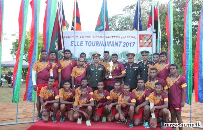 23 GW Wins Jaffna Elle Championship