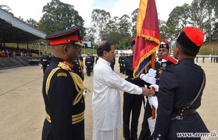 191 More Officer Cadets Groomed at SLMA Joined 'Rata Rakina Jathiya' (RRJ)
