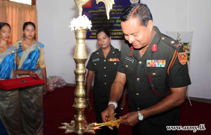Kilinochchi Troops Coordinate Multiple Community Projects