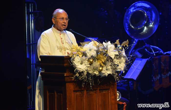The Army's 'Child of Bethlehem' Reverberates at Nelum Pokuna