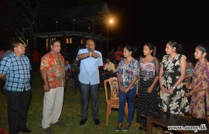 Commander Secretariat Staff Join Landmark Expedition