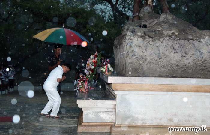 Memories of Late War Hero, Lt Gen Kobbekaduwa Refreshed in Religious Ceremonies